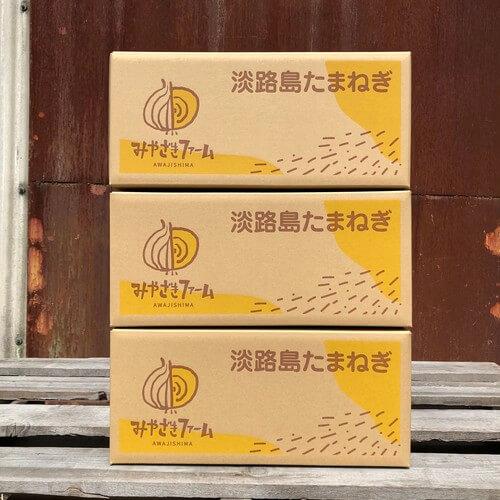 淡路島玉ねぎ10㎏ (M〜L食べごろサイズ)
